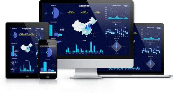 SpeedBI数据可视化报表